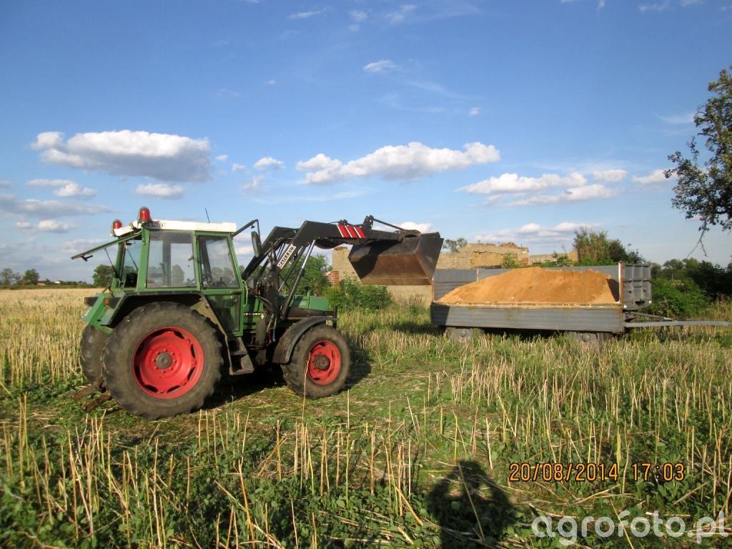 Fendt Farmer 306 LSA i Mailleux  + Sanok D-47