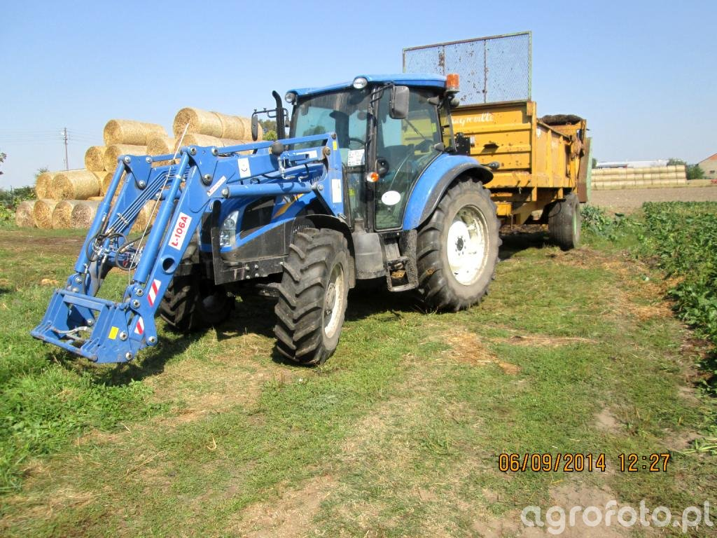New Holland TD.5 85 i Dangreville