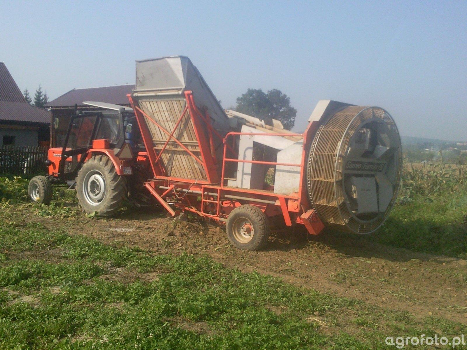 Samro Farmer B + Ursus C-360