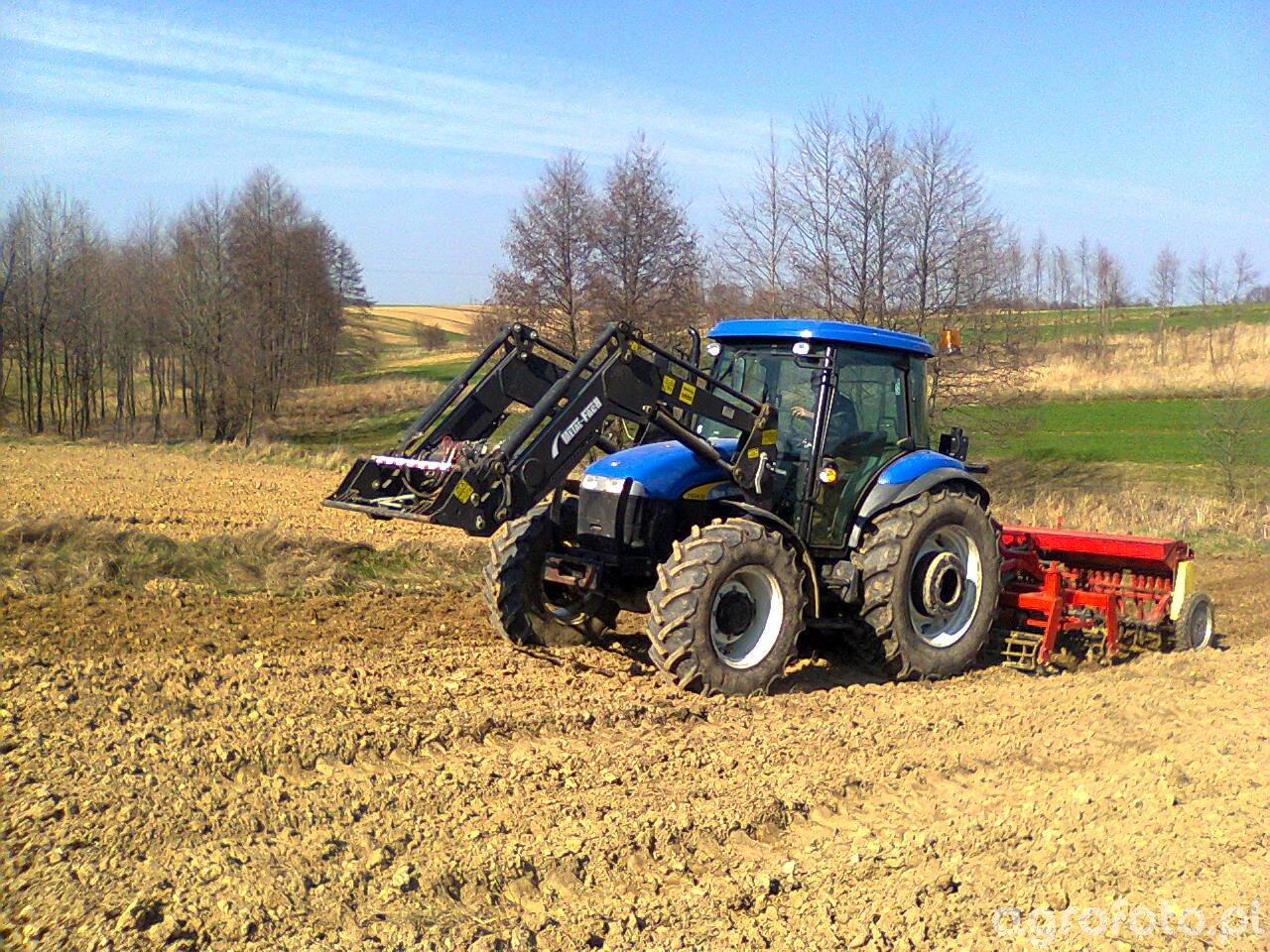 New Holland TD5030