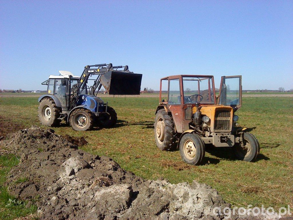 Ursus C-330 & Farmtrac