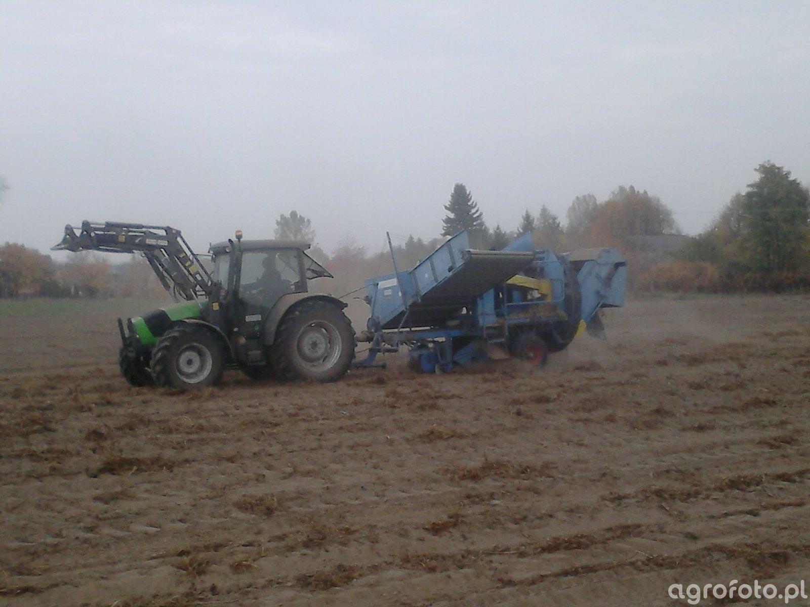 Deutz-Fahr Agrofarm 420 i Anna