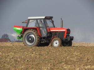 Zetor 8011 Unia Ms500