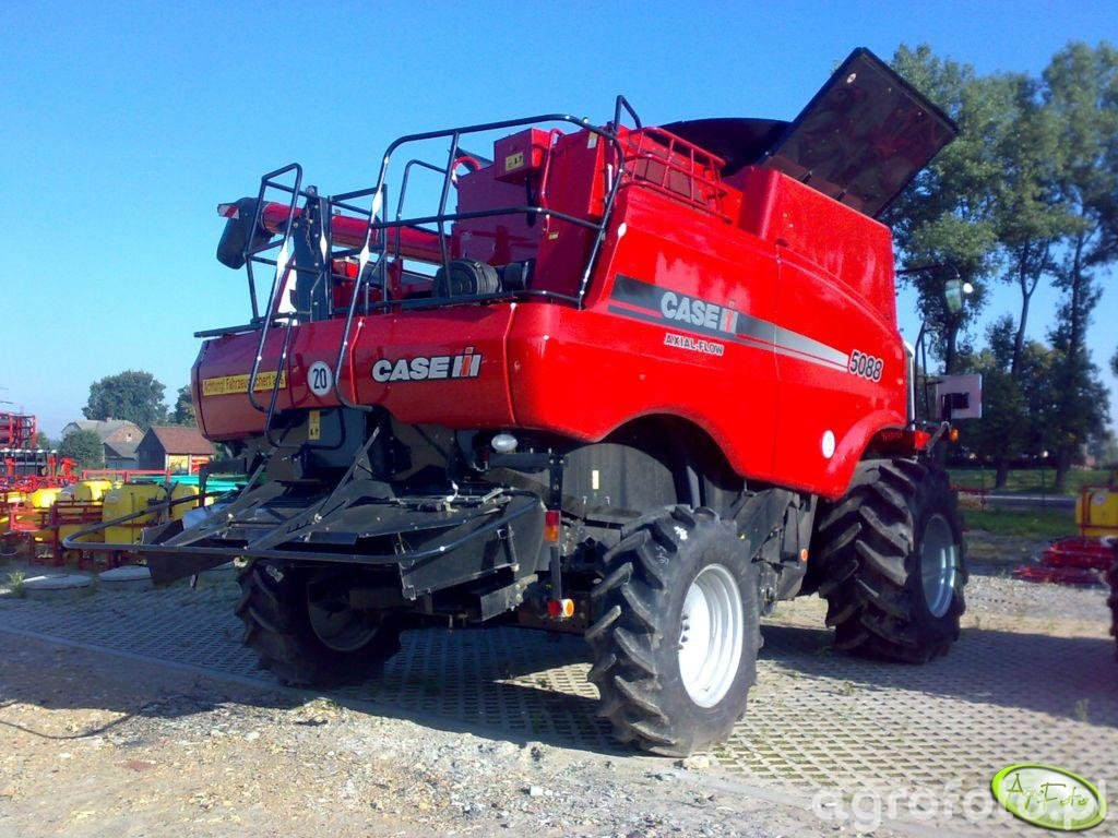 Case Axial-Flow 5088