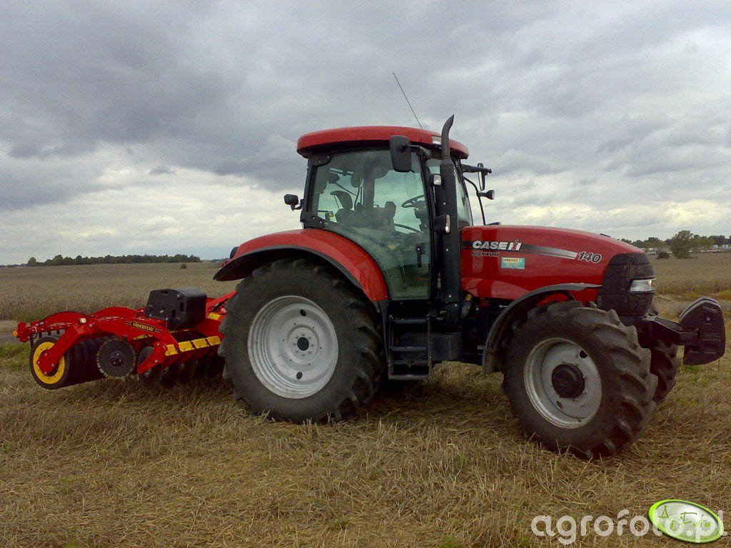 Case Maxxum 140 MC