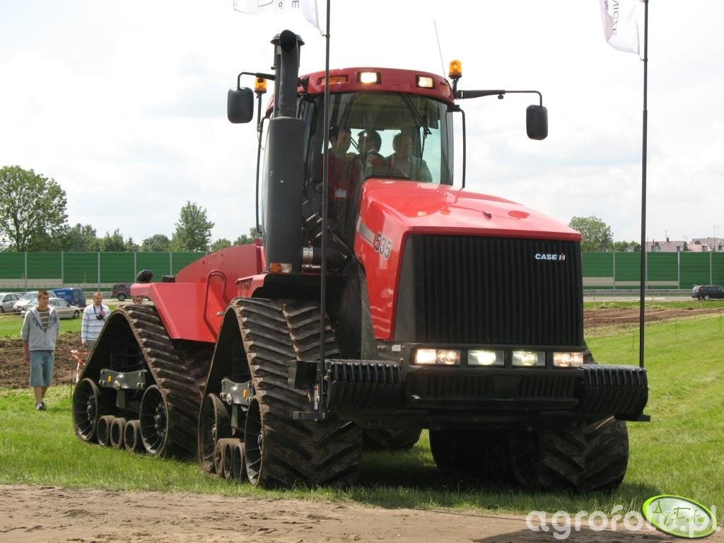 Case Quadtrac 535
