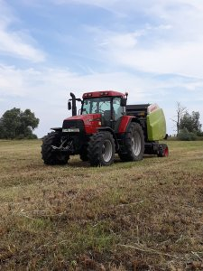 Case mx 110- Claas variant 360