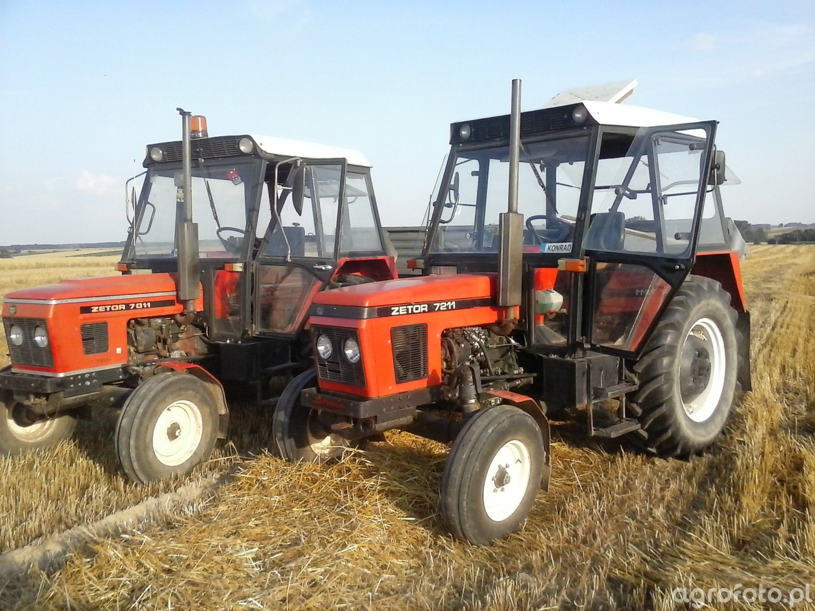 Zetor 7011 & 7211