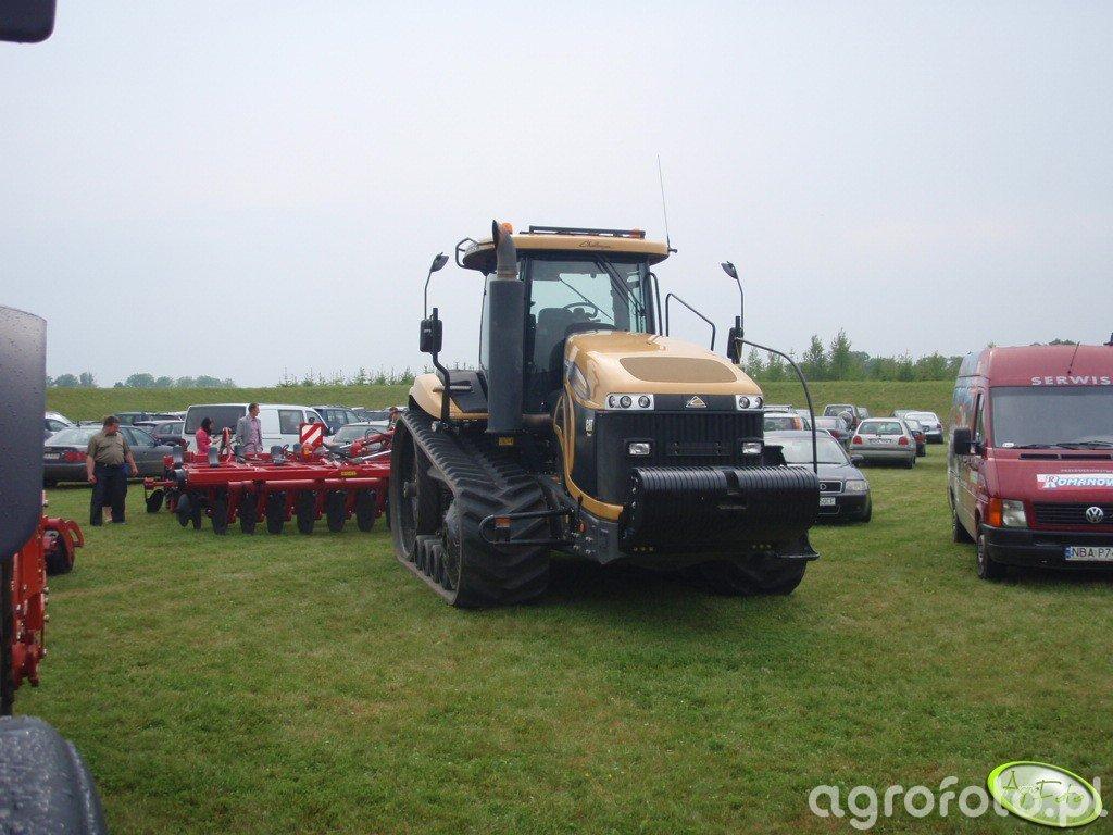 Chellenger MT875B + Tiger 8 AS
