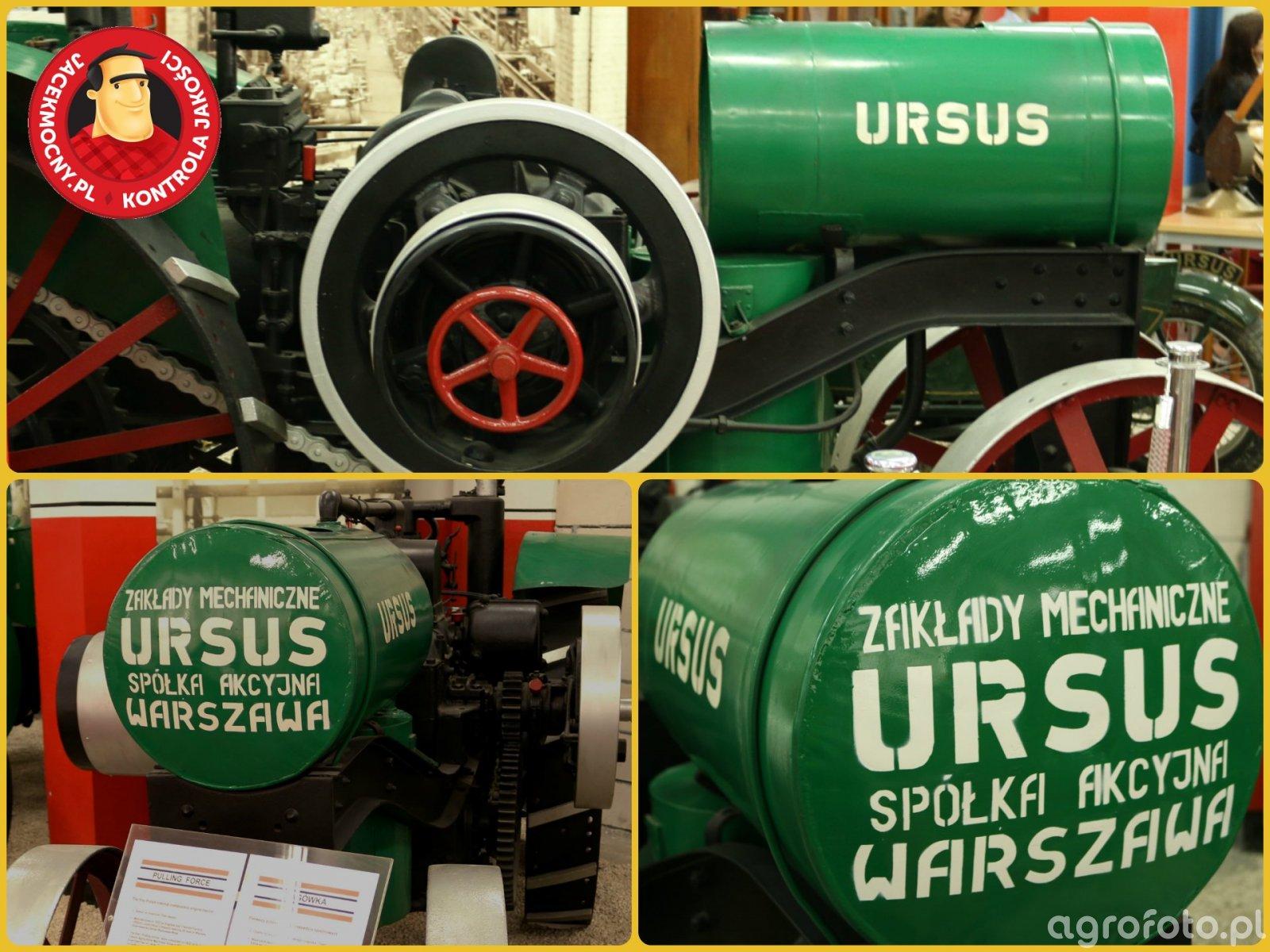 """Ciągówka """"Ursus"""""""