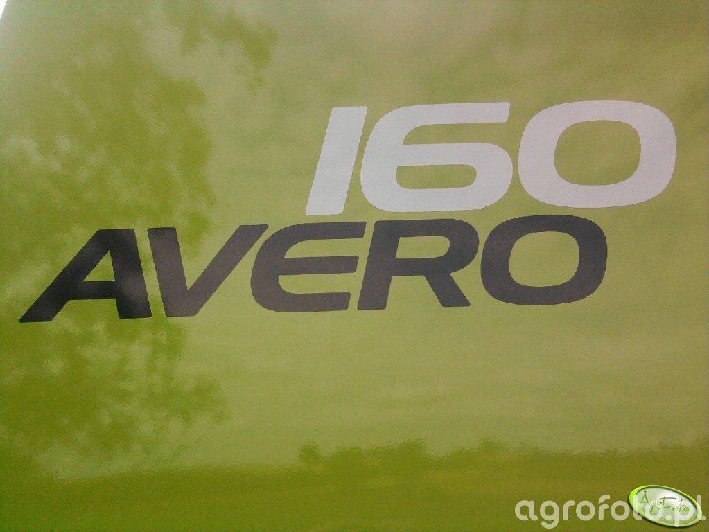 Claas Avero 160
