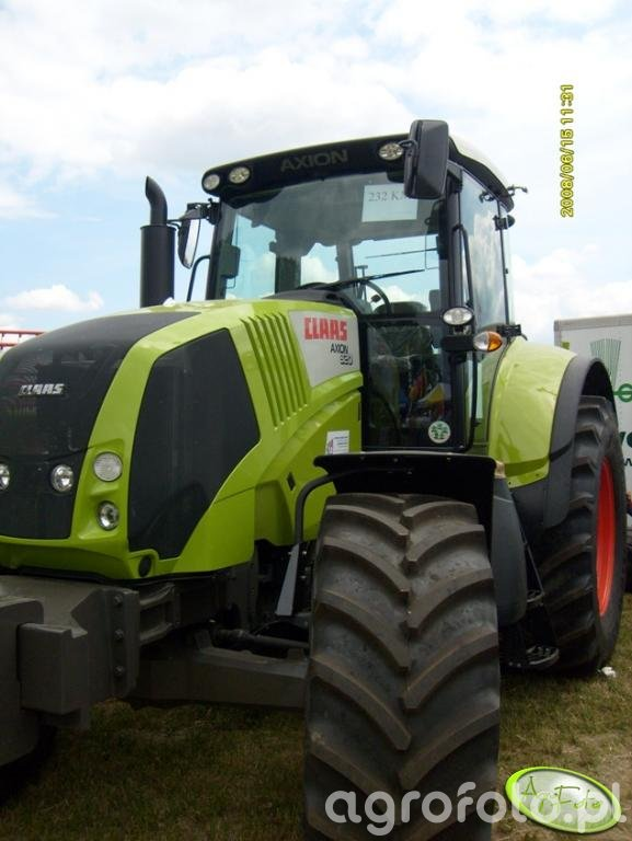Claas Axion 320