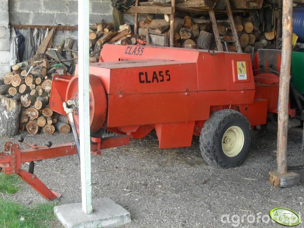 Claas Marcant 40
