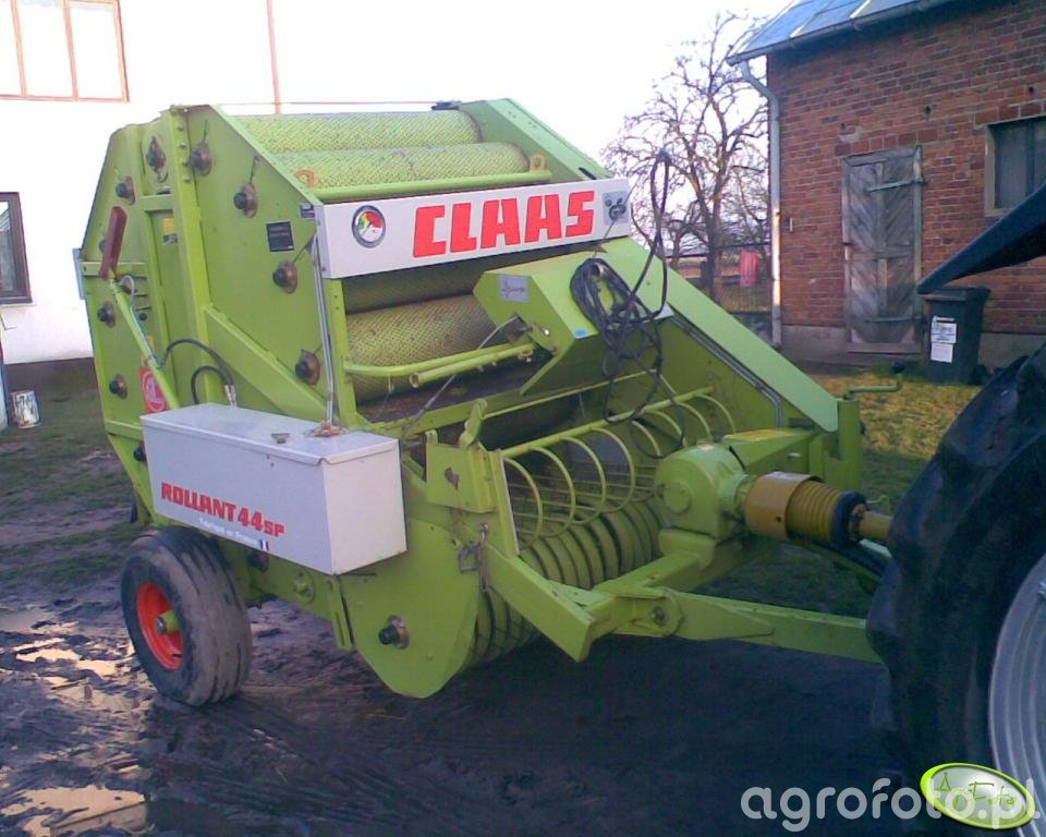 Claas Rollant 44sp