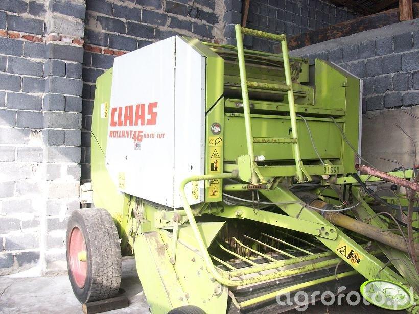 Claas Rollant 46 Roto Cut
