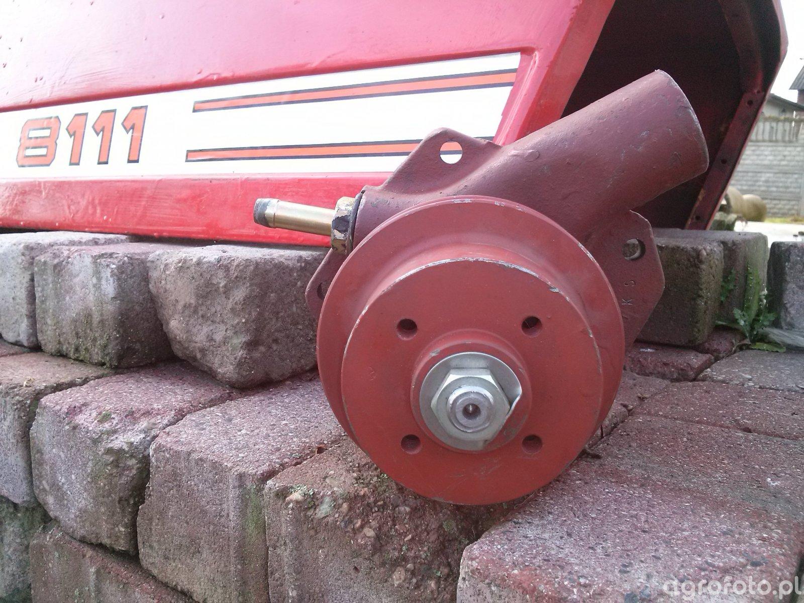Pompa wody do Zetora 8011
