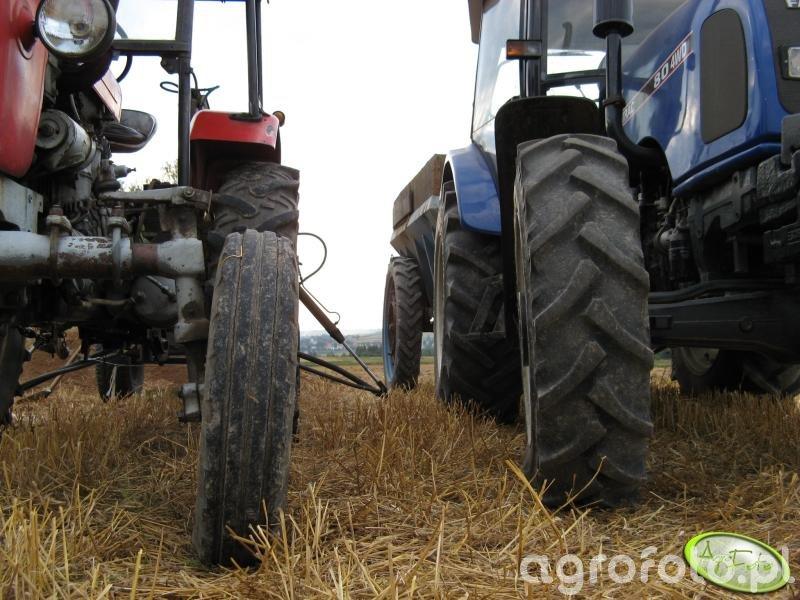 Farmtrac 80 4WD i Ursus
