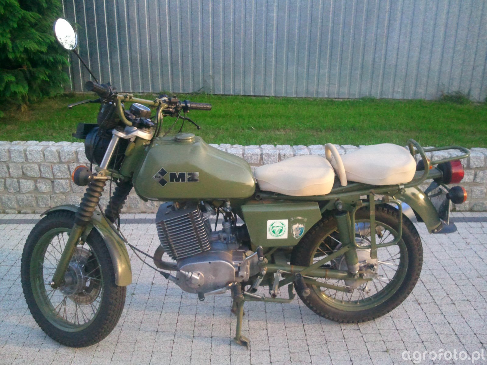 MZ 250 A