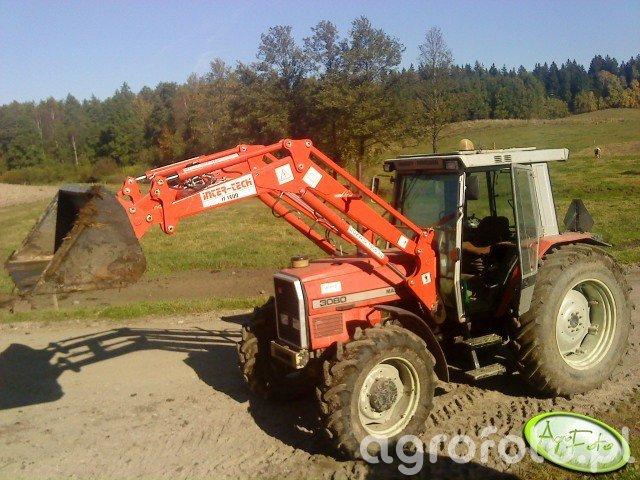 MF 3080 + Tur Inter-Tech