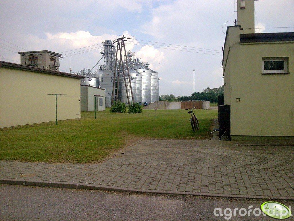 Część praktyczna na gospodarstwie w Oborach k.Warszawy