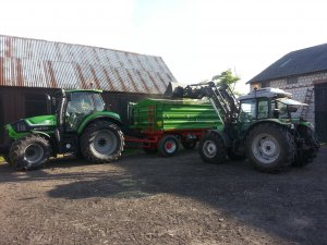 Df Agrotron 6150, Df Agrofarm 100, Pronar