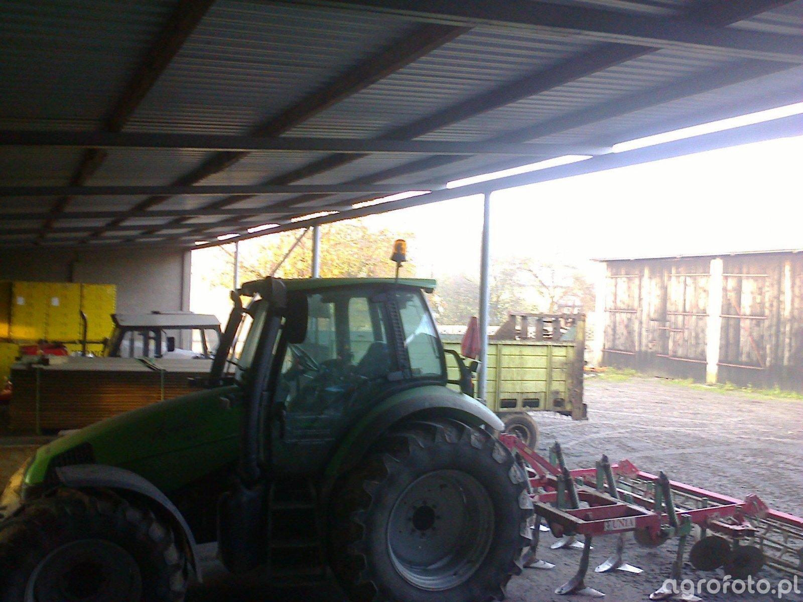 Deutz-Fahr 150 + unia kos 3 m