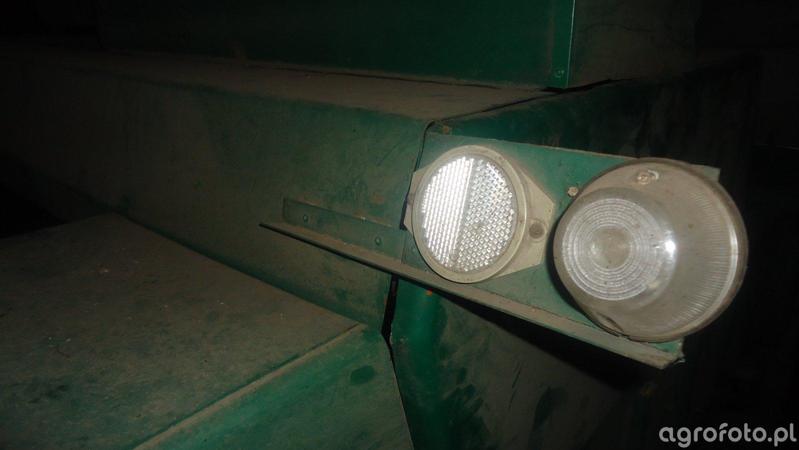Przerobione światła w prasie Sipma Z-224