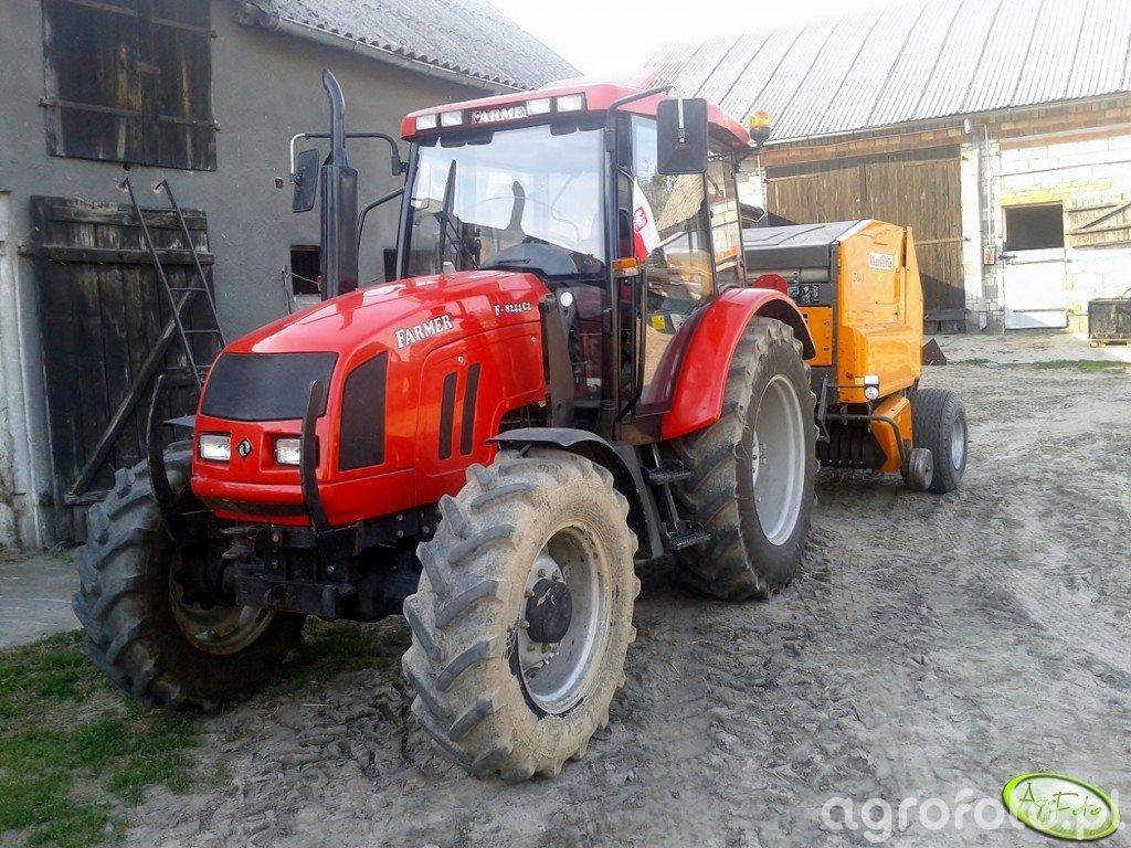 Farmer 8244 C2 + Warfama Z-543