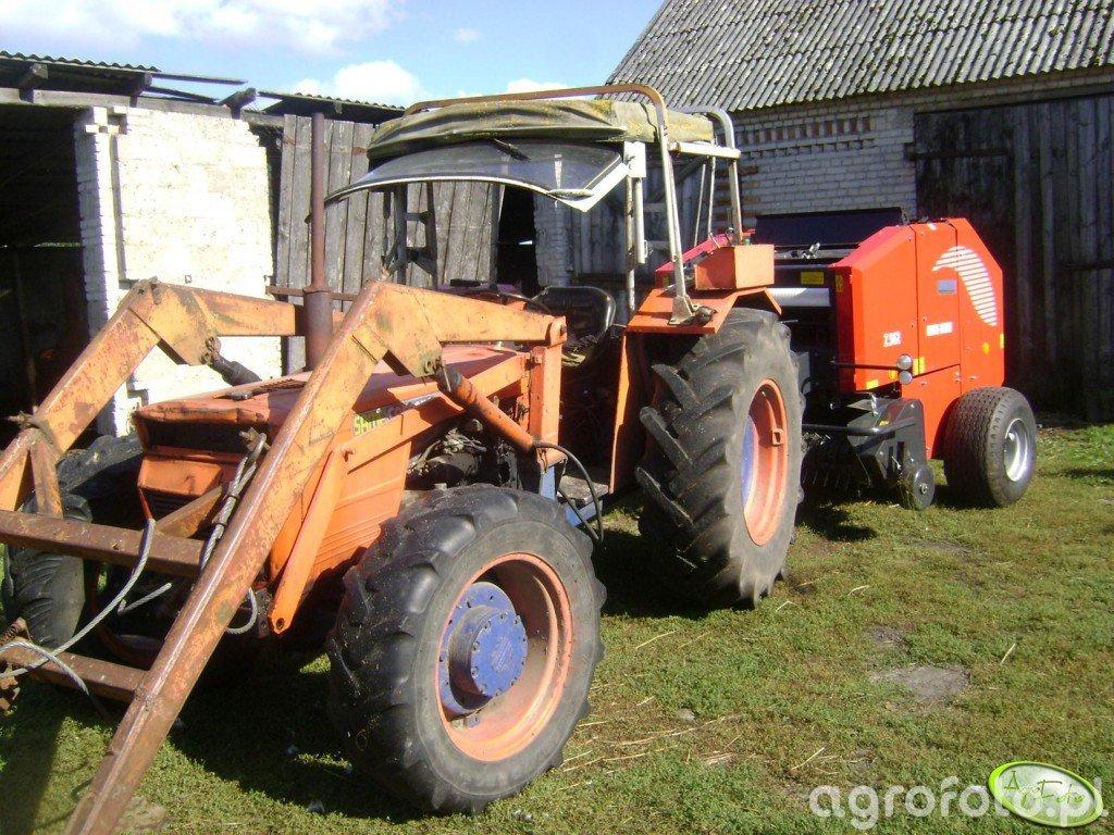Same Corsaro 70 + Metal-Fach Z-562