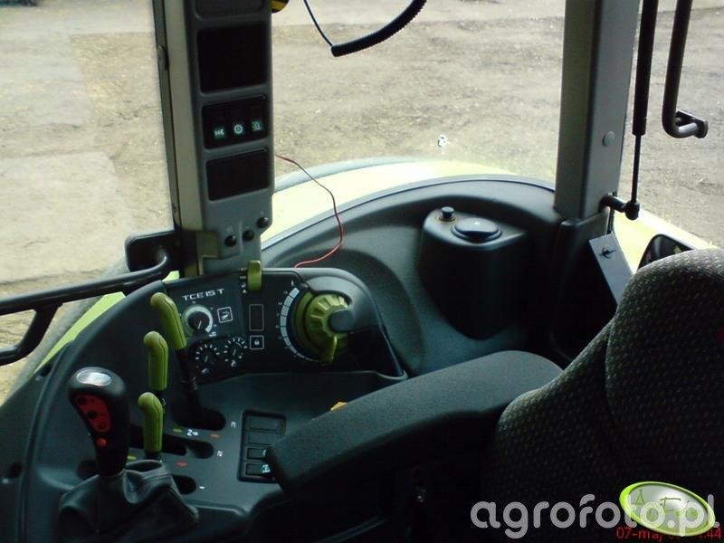 Claas Ares 657 ATZ
