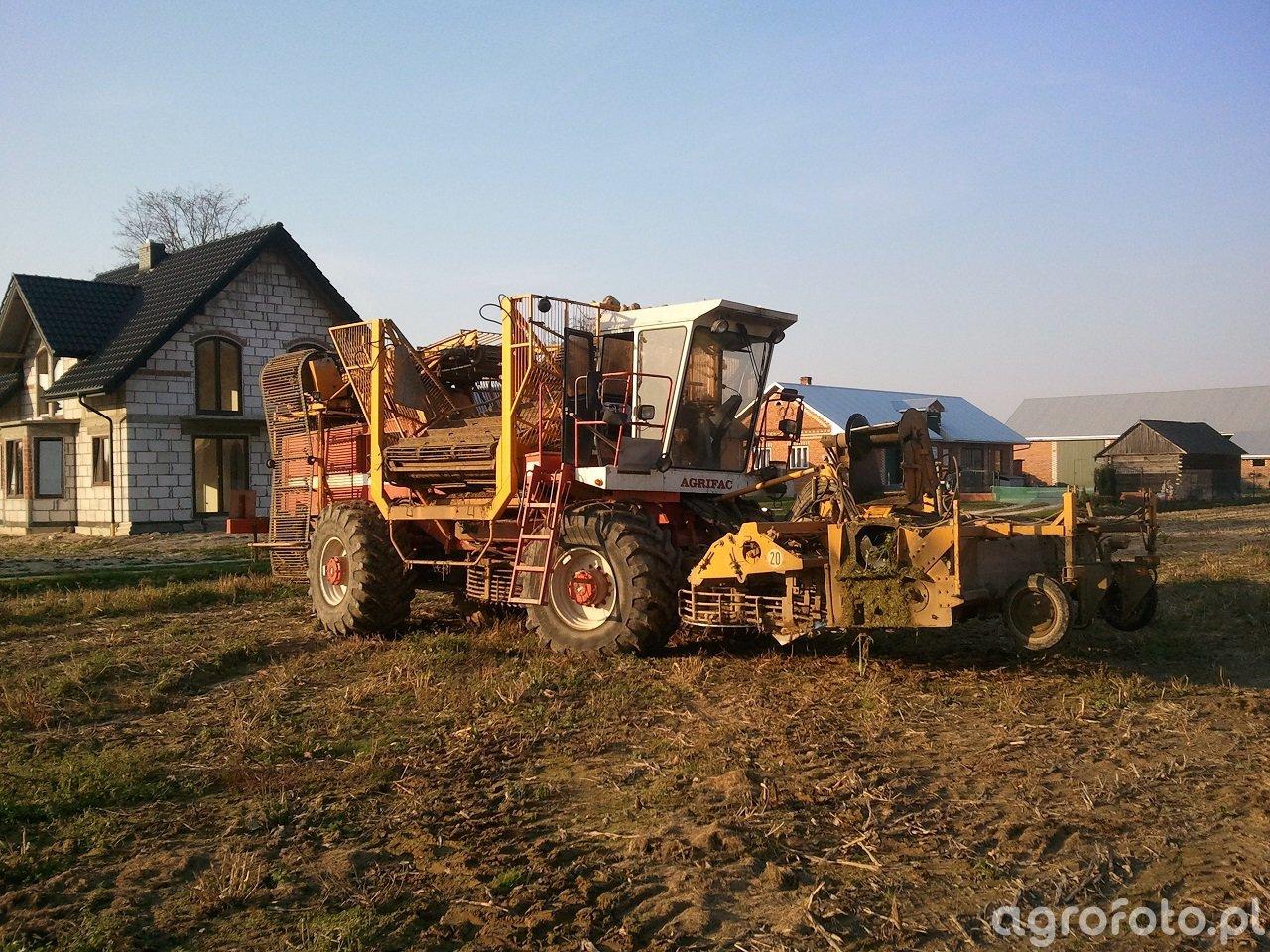 Agrifac ZA 215 EH