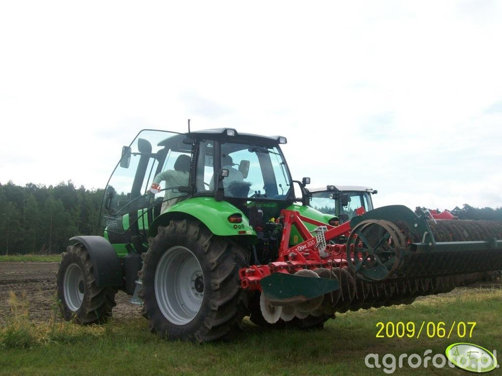 Deutz Fahr + agregat