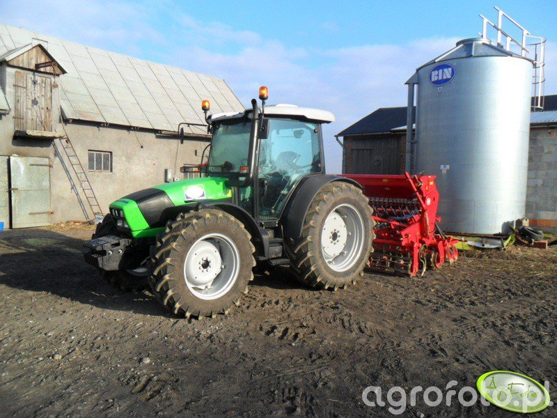 Deutz Fahr Agrofarm 430 TTV