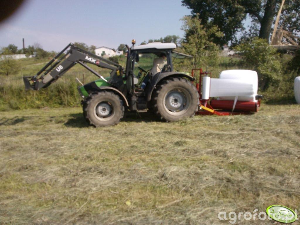 Deutz Fahr Agrofarm K420