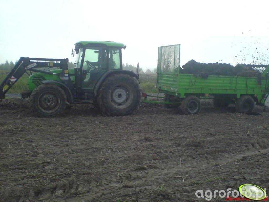 Deutz Fahr Agroplus 80