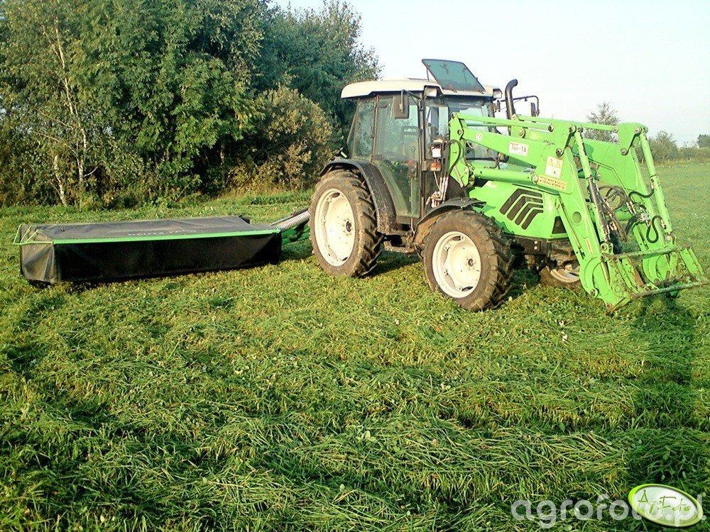 Deutz-Fahr Agroplus 80