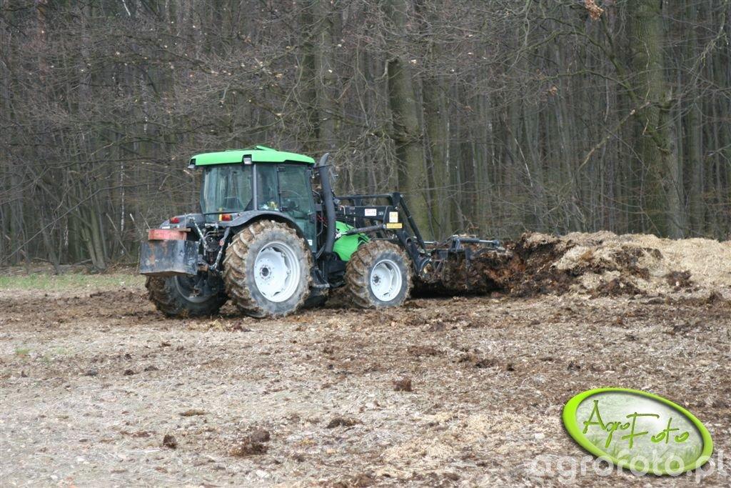 Deutz Fahr Agroplus 95