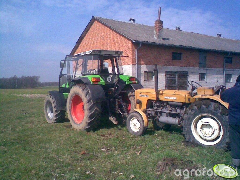 Deutz-Fahr Agrostar dx 6.61 Turbo & 3P