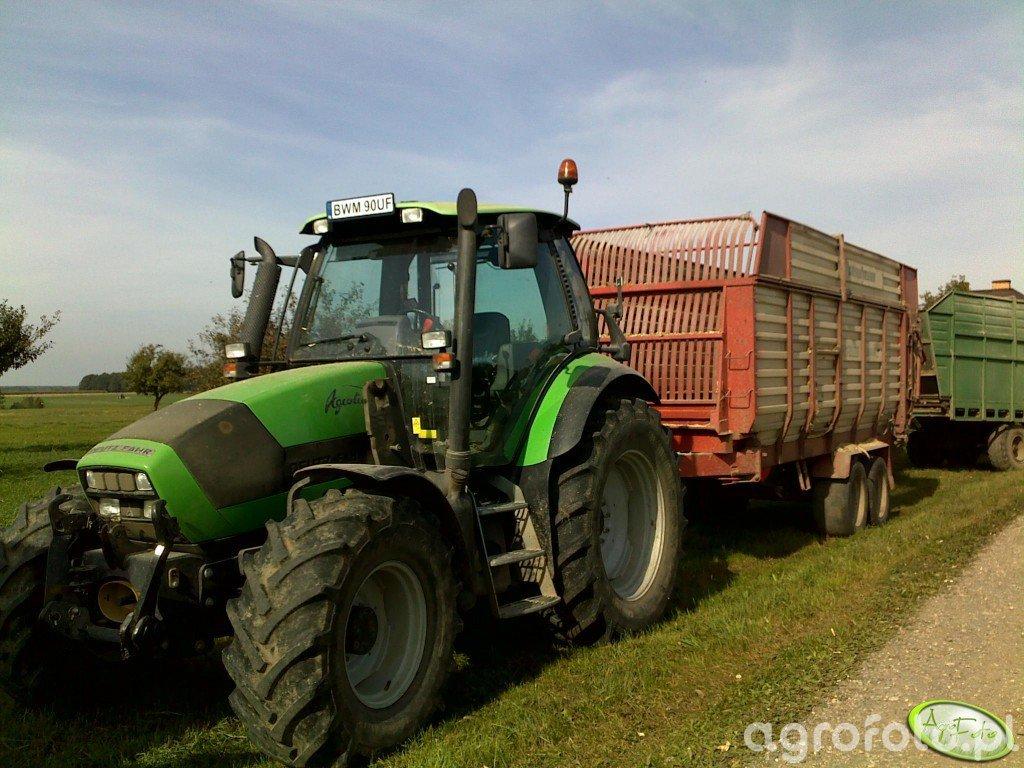 Deutz Fahr Agrotron 130