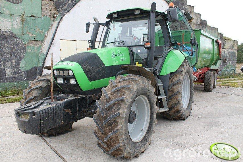Deutz-Fahr Agrotron 165.7 + Pronar T700