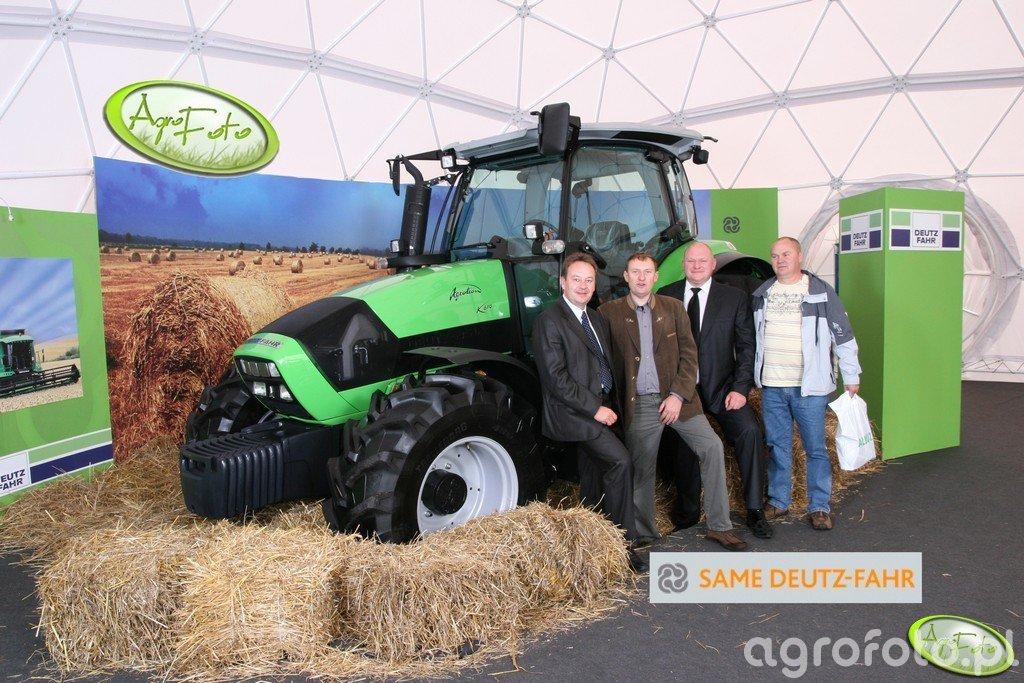 Deutz-Fahr Agrotron K610 Niedziela 120