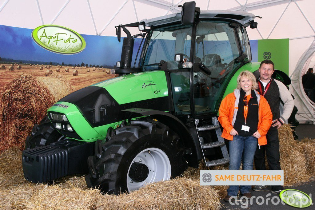 Deutz-Fahr Agrotron K610 Niedziela 27