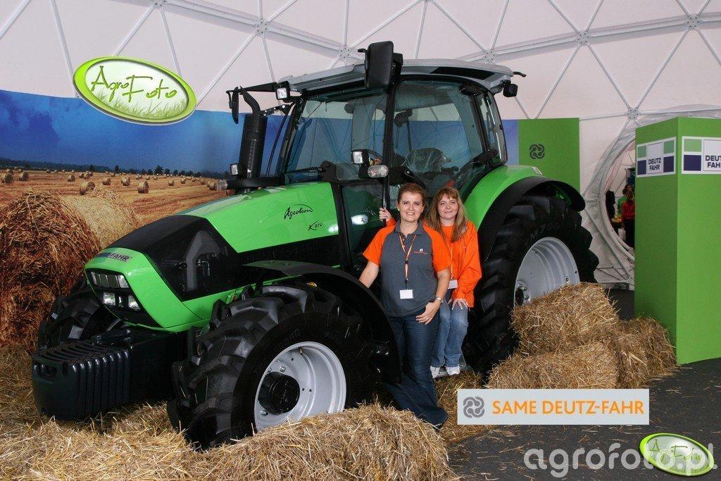 Deutz-Fahr Agrotron K610 Niedziela 352