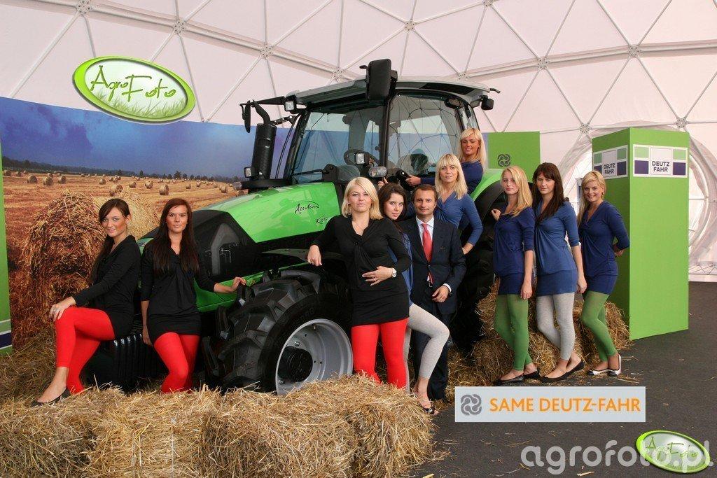 Deutz-Fahr Agrotron K610 Piątek 200