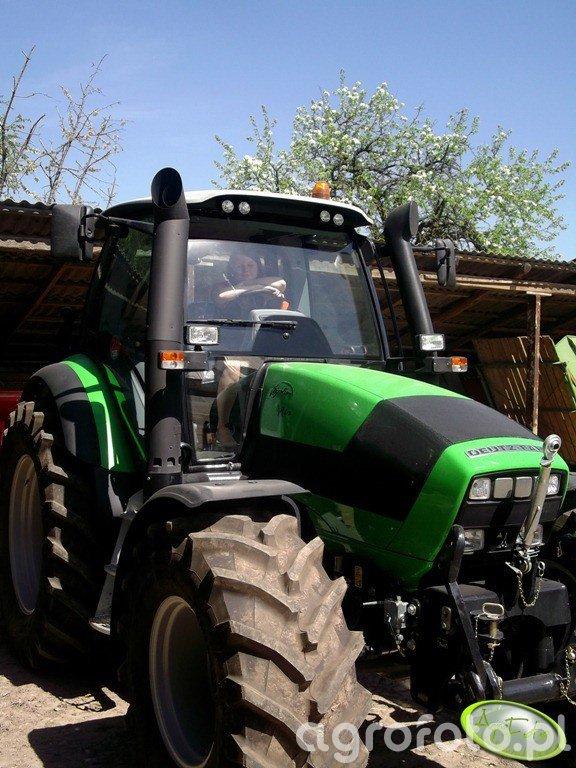 Deutz Fahr Agrotron M615PL