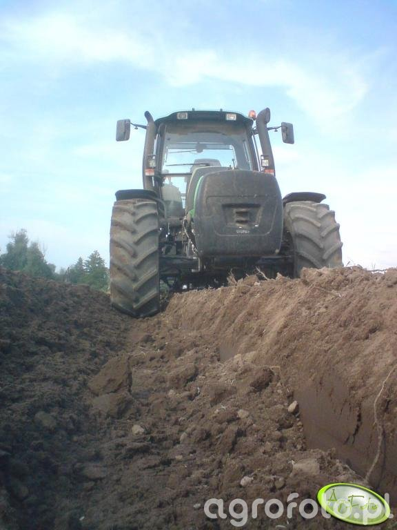 Deutz Fahr Agrotron155