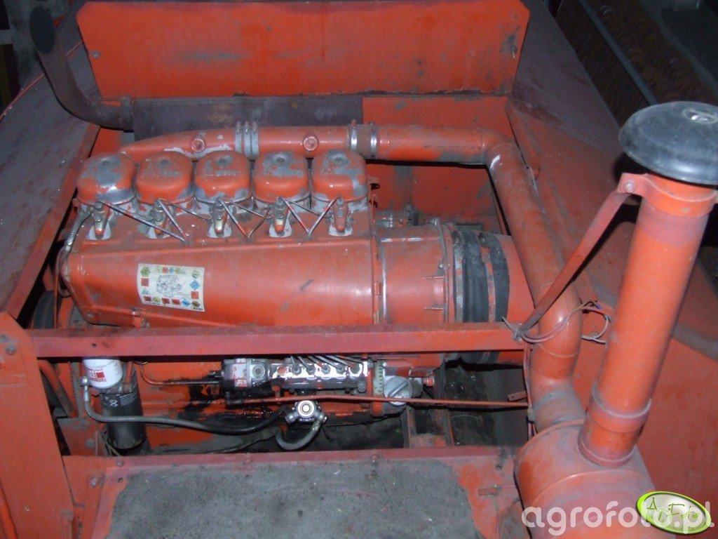 Deutz Fahr M1002 - silnik