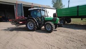 Deutz Fahr Agroplus 310 i Expom Duet 2,6m