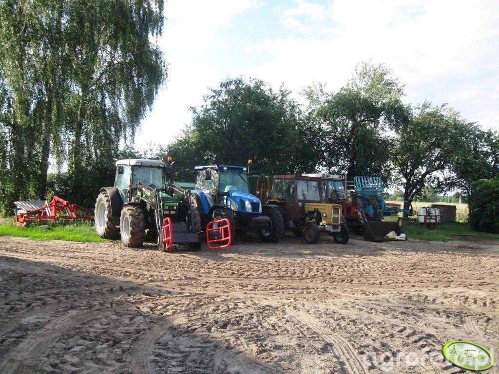DF Agrofarm 420 + Hydrometal AT - 30N