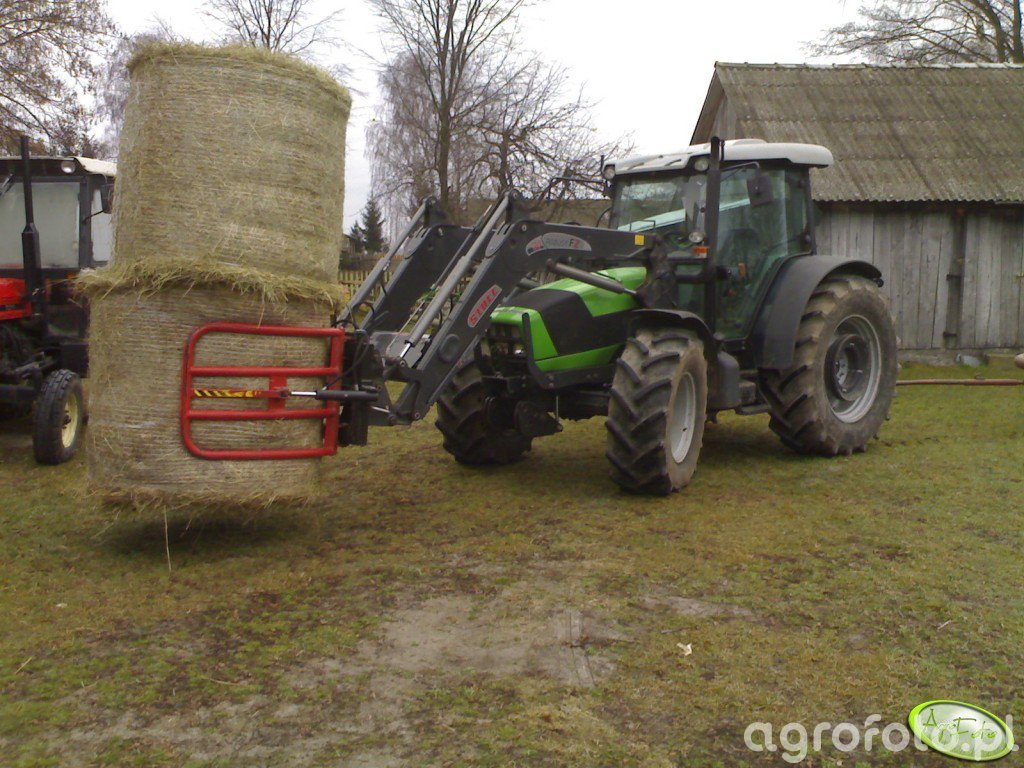 DF Agrofarm 420 + Stoll